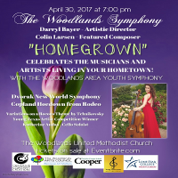 Homegrown: A Celebration of Woodlands Arts and Artists