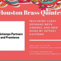 Printemps, Partners, and Premieres!