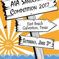 31st Annual AIA Houston Sandcastle Competition