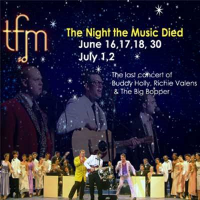 Texas Family Musicals: The Night the Music Died