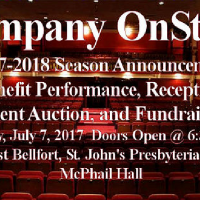 Company OnStage 2017 - 2018 Season Announcement