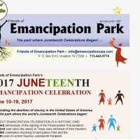 2017 Juneteenth Emancipation Celebration: 145th Annual Juneteenth Festival