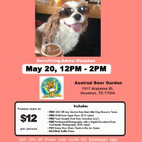 BarkHappy Houston: Barks N' Brews