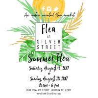 Flea at Silver Street - Summer Flea