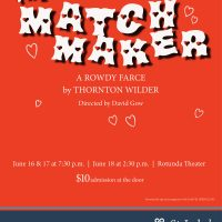The Matchmaker by Thornton Wlder