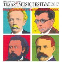 28th Annual Immanuel and Helen Olshan Texas Music Festival (TMF)