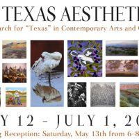 """The Texas Aesthetic XI: The Search for """"Texas"""" in Contemporary Arts and Culture"""