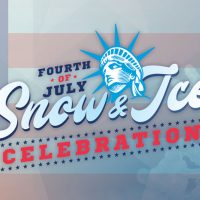 Memorial City Snow & Ice Fourth of July Celebration