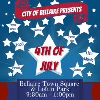 Bellaire 4th of July Parade and Festival