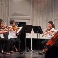 2017 AFA Summer Music Festival Concert Series: AFA Strings I Chamber Music