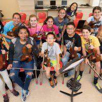2017 AFA Summer Music Festival Concert Series: AFA Strings I Orchestra Concert