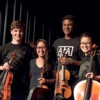 2017 AFA Summer Music Festival Concert Series: High School Chamber Music (Concert Two)