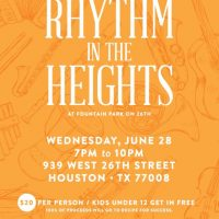 Rhythm in the Heights