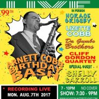 Houston Jazz Spotlight Live: Arnett Cobb Birthday Bash