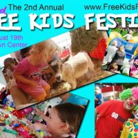 2nd Annual Kingwood Free Kids Festival