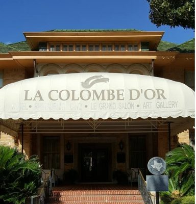La Colombe d'Or (& La Colombe d'Or Art Gallery & Restaurant CINQ)