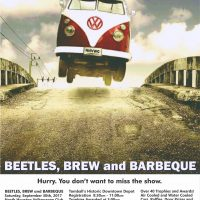 Beetles, Brew and Barbecue 2017