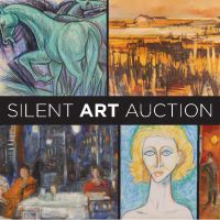 Silent ART Auction of La Colombe d'Or Gallery's World Class Collection