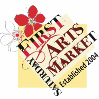 First Saturday Arts Market in The Heights