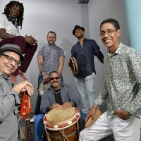 Dia de la Hispanidad featuring Plena Libre RESCHEDULED DUE TO HURRICANE HARVEY