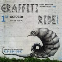 BCO Graffiti Art & Bike Ride