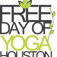 Ninth Annual Houston Free Day of Yoga