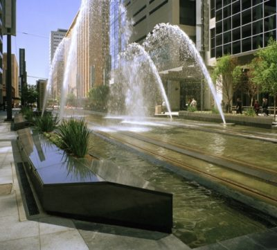 Downtown Houston - Main Street Square