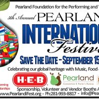 5th Annual Pearland International Festival