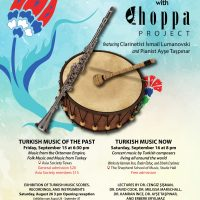 Performing Asia - Music of Turkey with Hoppa Project
