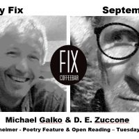 Poetry Fix: Michael Galko & D. E. Zuccone