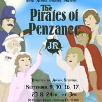 PH 1960 Young Actors Stage: The Pirates of Penzance JR