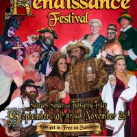 2017 Texas Renaissance Festival