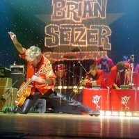 "The Brian Setzer Orchestra's ""Christmas Rocks!"" Tour"
