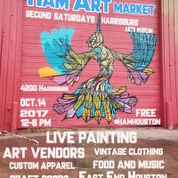 Ham Art Market October