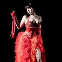 KiKi Maroon's Burly Q Lounge: Houston Burlesque Varie-TEASE Show