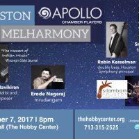 2017/2018 New Horizons: Houston Melharmony