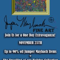 Jumper Maybach's 1 Day Extravaganza!