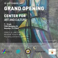 P.E.A.C.E. Art and Community Center GRAND OPENING
