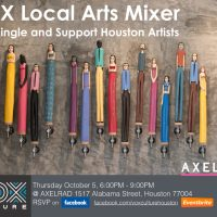 Fourth Annual Vox Local Arts Mixer IV (V+LAM IV)