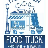 The Tomball Freight Train Food Truck Festival