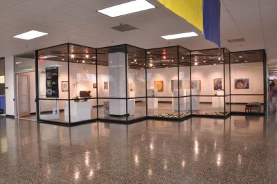 University of Houston - Clear Lake (Art Gallery)
