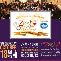 10th Annual Zest in the West Zestival