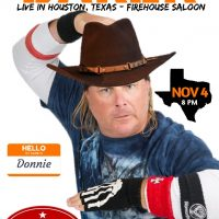 Donnie Baker Live – Hosted by Road Rubber Comedy