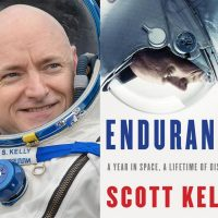 Scott Kelly - ENDURANCE: book signing & discussion
