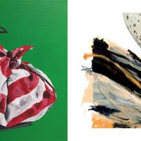 "Opening Reception: Two Solo Exhibitions: ""Fragments of the Paradise"" and ""Remember, Remember"""