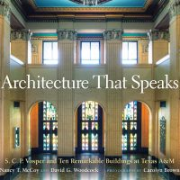 History in Print: Architecture That Speaks by Nancy McCoy and David Woodcock