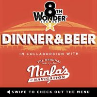 Original Ninfa's & 8th Wonder Beer Dinner