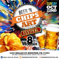 Beer & Chips Art Festival