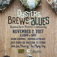 Oysters, Blues, and Brews at Armadillo Palace