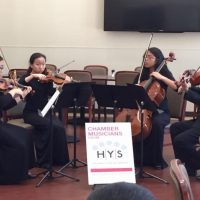 Houston Youth Symphony Chamber Music Recital